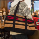 Pendleton The Portland Collection Lonerock ダッフルバッグ