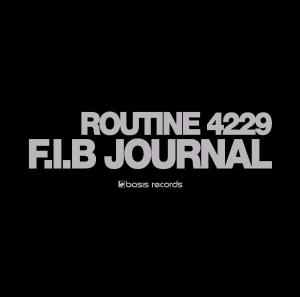 F.I.B Journal / Routine4229