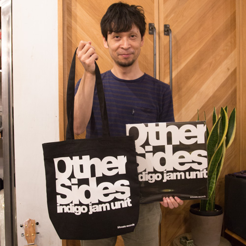 【LP】indigo jam unit / Other Sides