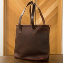 PENDLETON  レザートートバッグ THOMAS KAY LEATHER TOTE 限定モデル/COPPER