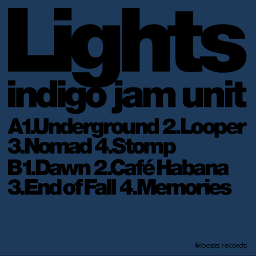 【LP】indigo jam unit / Lights