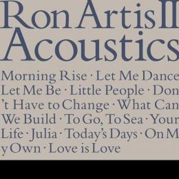 【CD】Ron Artis II / Acoustics