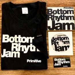 【CD+Tシャツ】Bottom Rhythm Jam - Primitive -