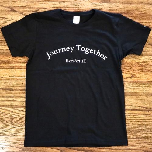 "Ron Artis Ⅱ ""Journey Together "" T shirts"