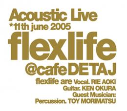 flexlife / Acoustic Live
