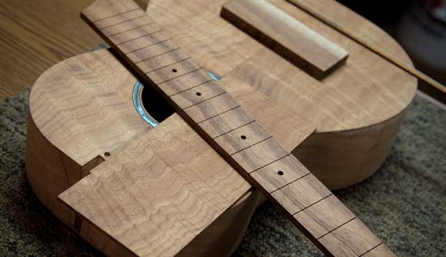 Valley Made Custom 5string