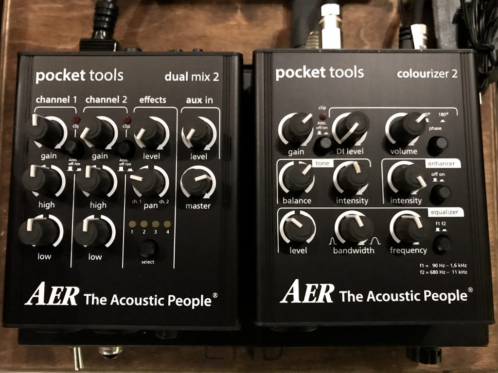 AER pocket tools