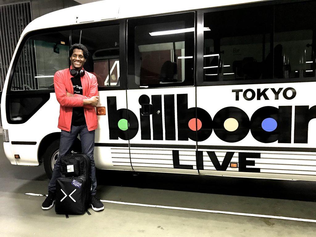 Ron Artis Ⅱ @ Billboard Live Tokyo/Osaka