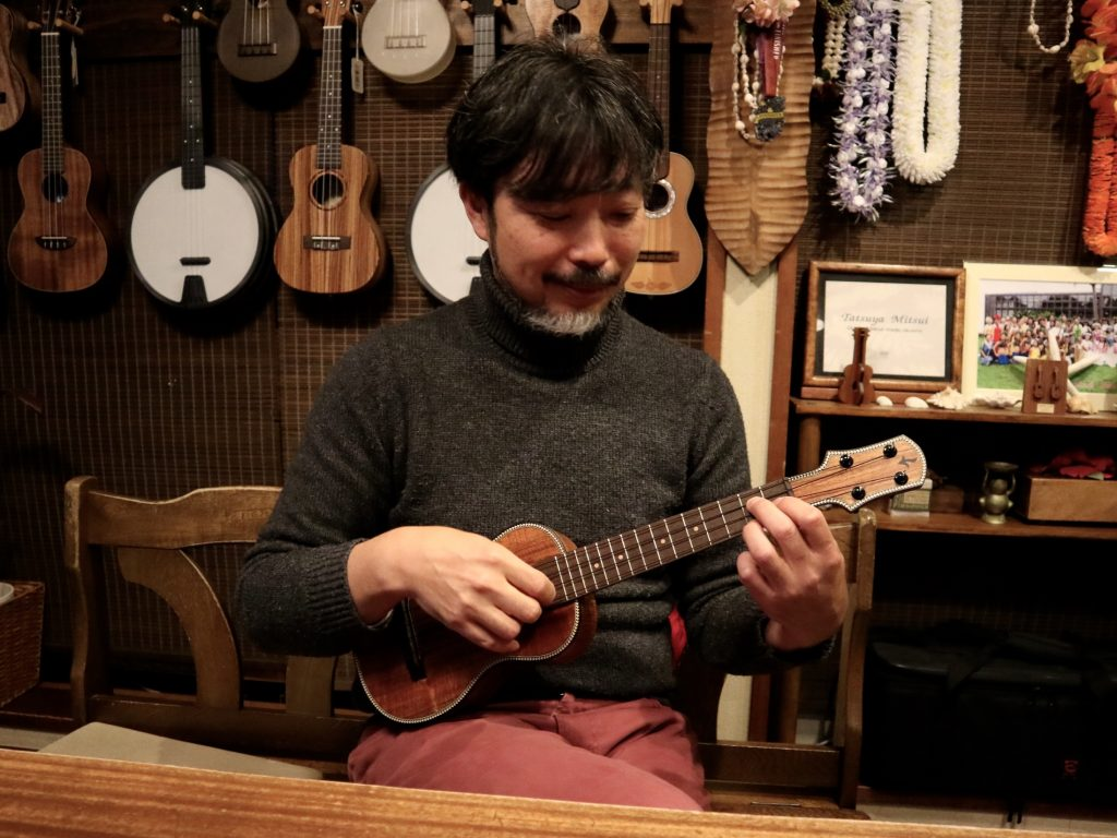 ukulele studio 七里ヶ浜