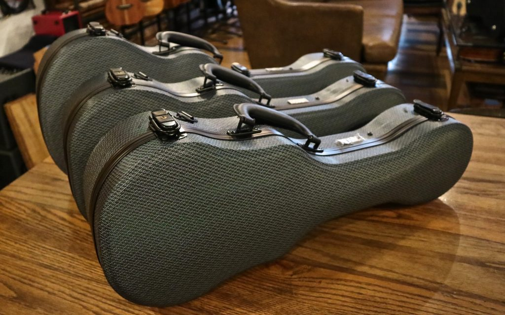 KALA ABS Molded Plastic Hard Case