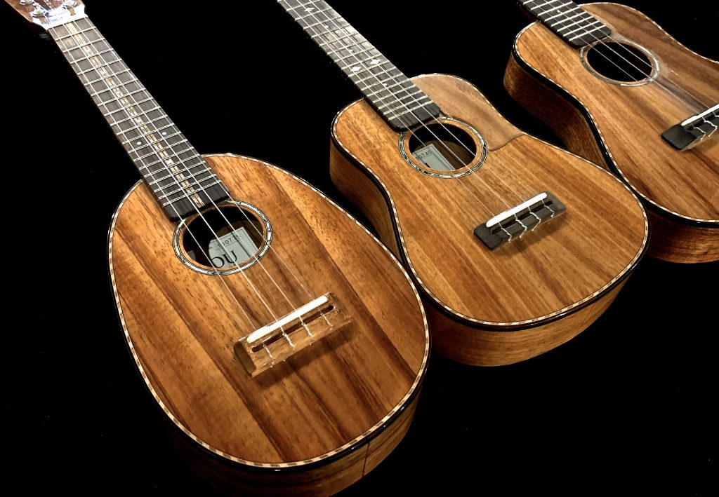 KOU ukulele S model