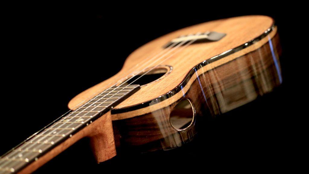 KOU ukulele カスタムオーダーの方法