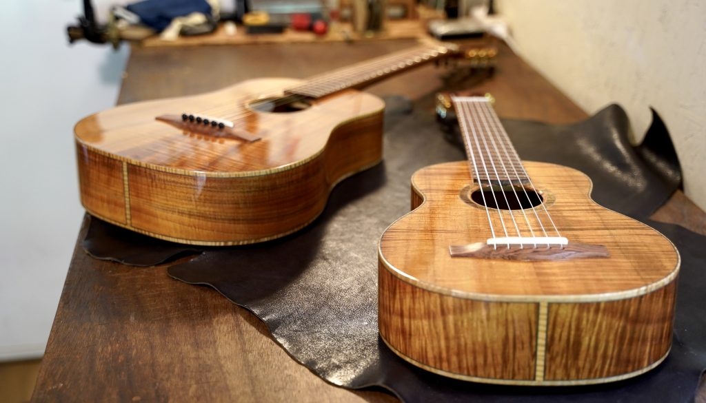 Lotus Mini Guitar & Guitalele