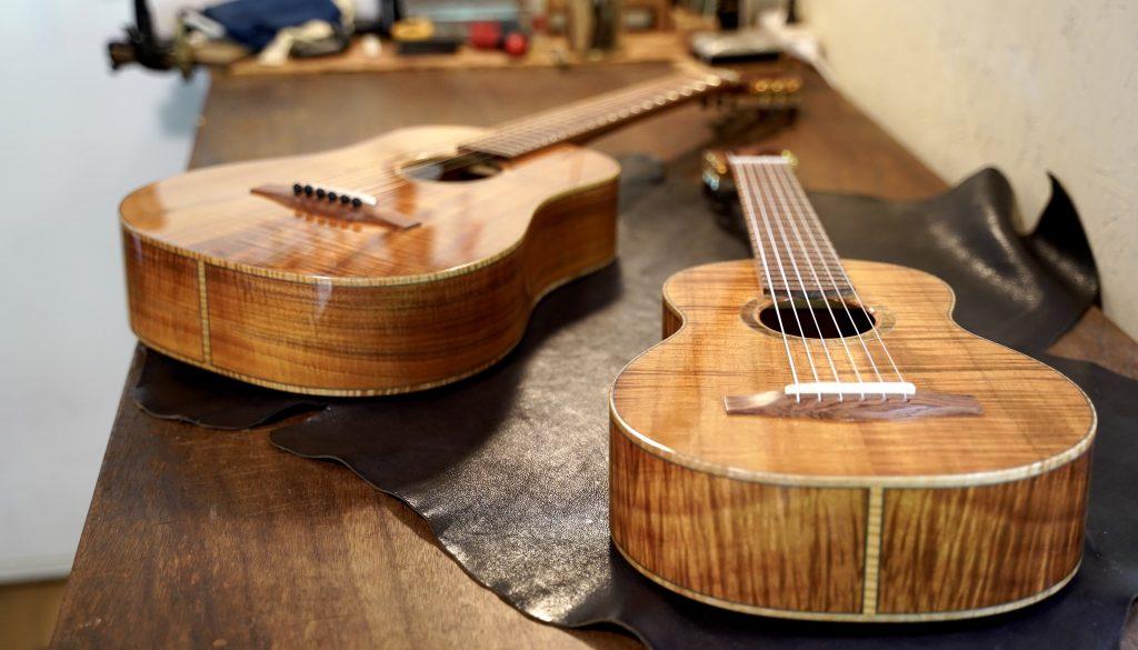 Lotus Mini Guitar & Guitalele