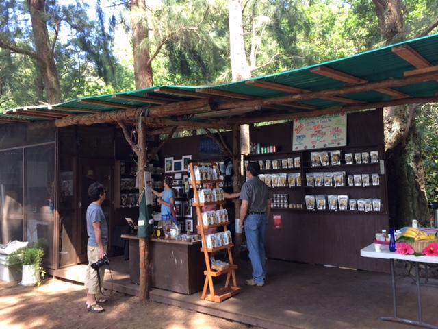 Paradise Meadows shop
