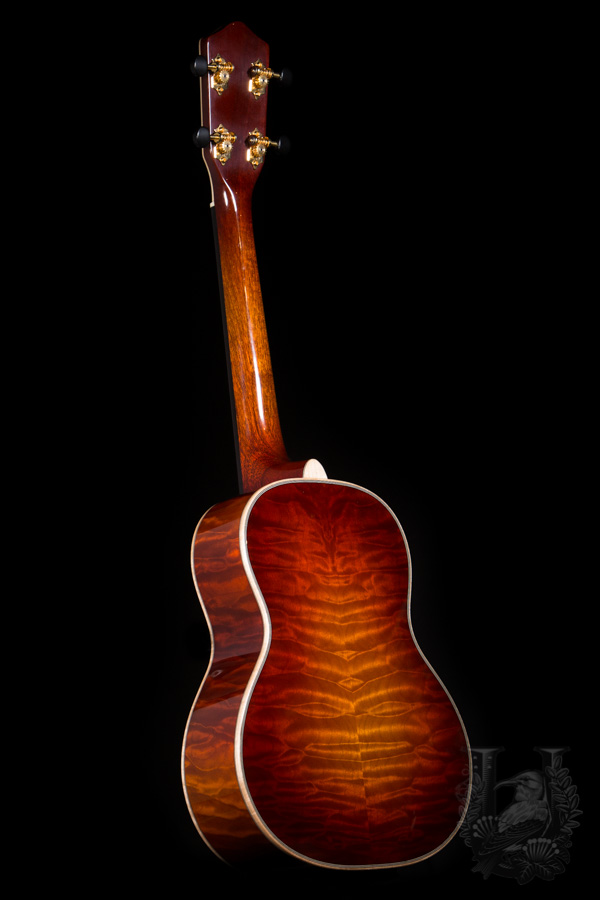 Grimes Guitars - Steve Grimes: Tenor Maple