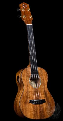 "Pu'uwai Tenor Custom ""Players Model Plus""- Curly Koa -"