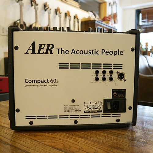 AER Compact 60 Slope 展示品特価!