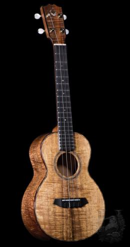 "G String Tenor Custom -Premium Curly Koa ""Rope""-"