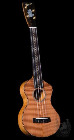 "CRAFT MUSICA Concert LN ""Hit The Road To Dreamland"" - Curly Redwood / Cuban Mahogany -"
