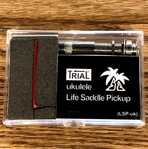 TRIAL   Ukulele Life Saddle Pickup
