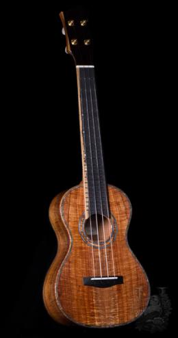 "Lotus Acoustics Concert  LN Custom ""Premium Curly KOA"""