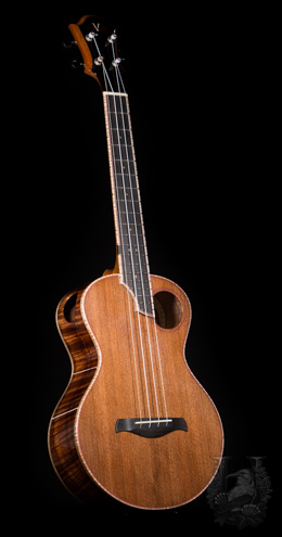 "DeVine Tenor Custom ""Redwood & KOA"""