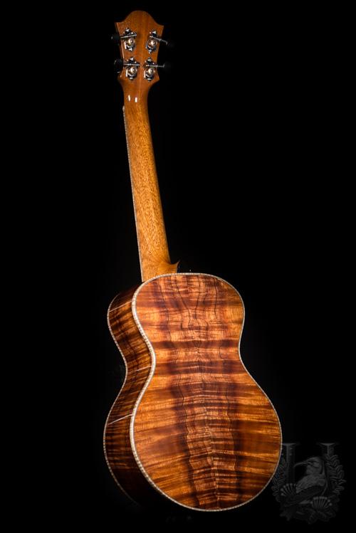 DeVine Guitars & Ukuleles -  Eric DeVine