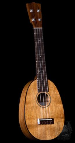 "KOU ukulele  Soprano Pineapple LN ""S"" model"