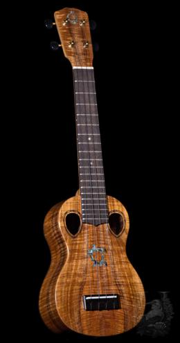 G String  Soprano LN 2Hole / Curly Koa  - 20th Anniversary Model -
