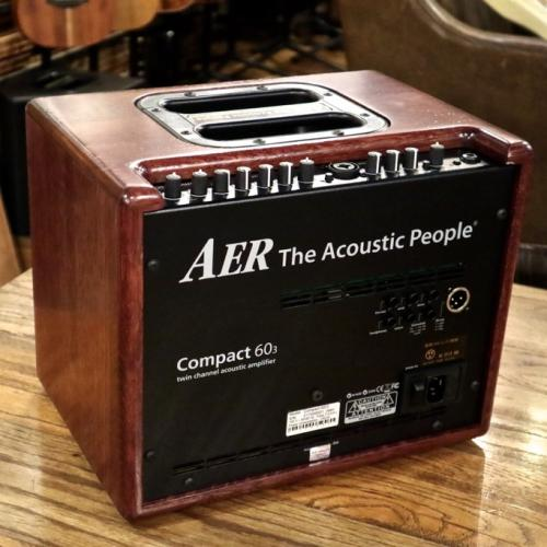 AER compact 60/3   Solid Wood Edition OMH