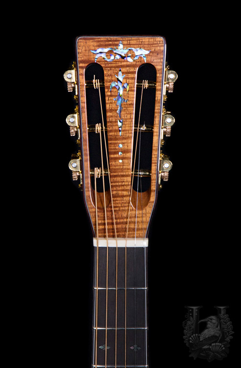 Morris Luthier Made Premium NY-141 -50th Anniversary model-
