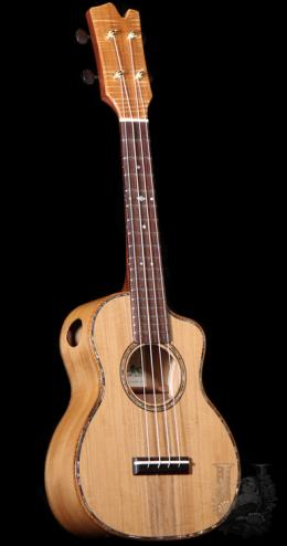 David Gomes  Concert Custom - Hawaiian Sandalwood-