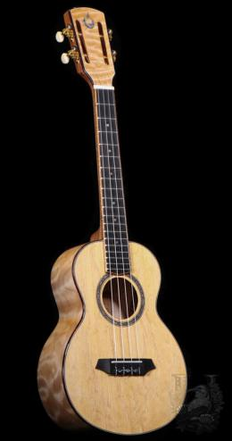 G String  Tenor Signature Series -Quilted Maple-