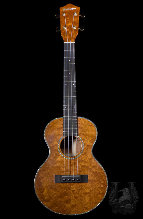 "Graziano Tenor Custom  ""The Tree"""