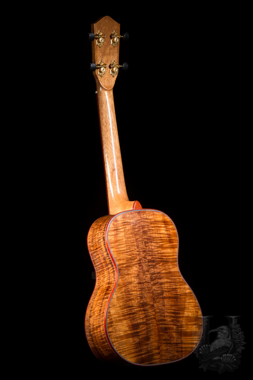 Grimes Guitars: Tenor Maple