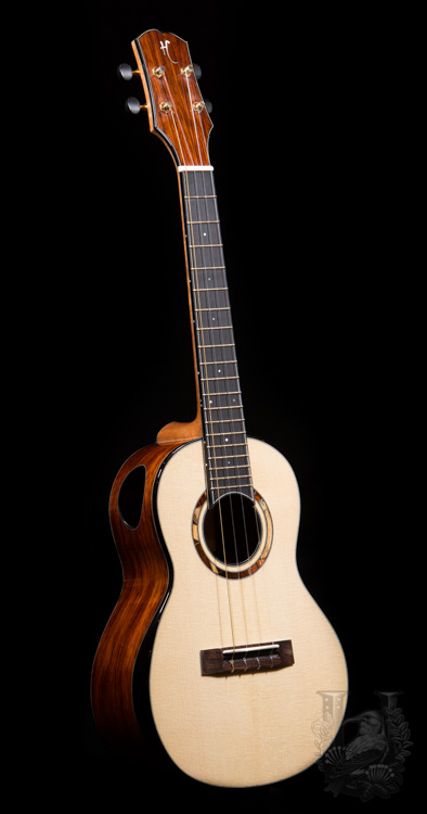 Beau Hannam Tenor Custom (arm bevel)