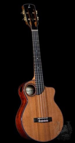 LYMANA Tenor Custom L-O model - Redwood / Padauk -