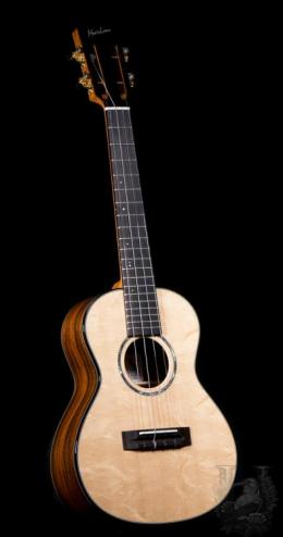 Ko'olau  Tenor Custom CS model  - Milo / Bear Claw Spruce -