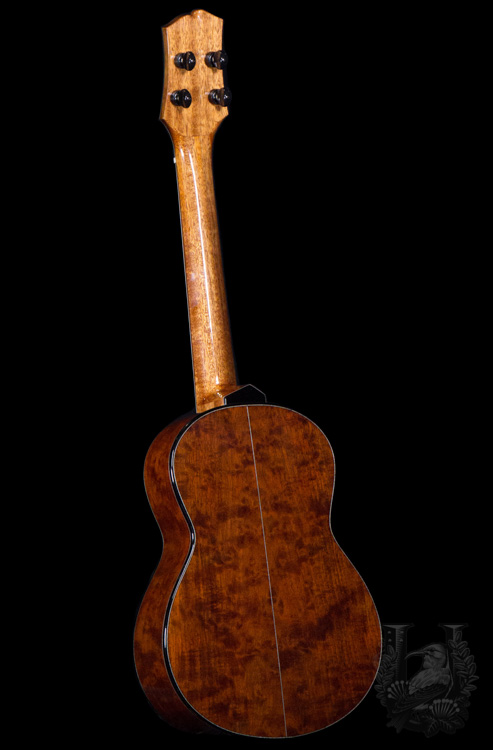 Beau Hannam  Concert CustomTenor Custom - Sabicu/Redwood -  (#73)