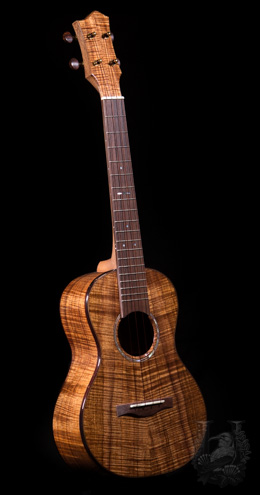 "Lotus Acoustics Tenor ""Premium KOA"""