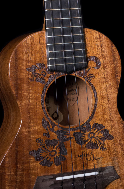 G String  Concert Hawaiian Style Limited Edition - 20th Anniversary Model -