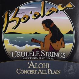 Ko'olau Alohi Concert All Plain