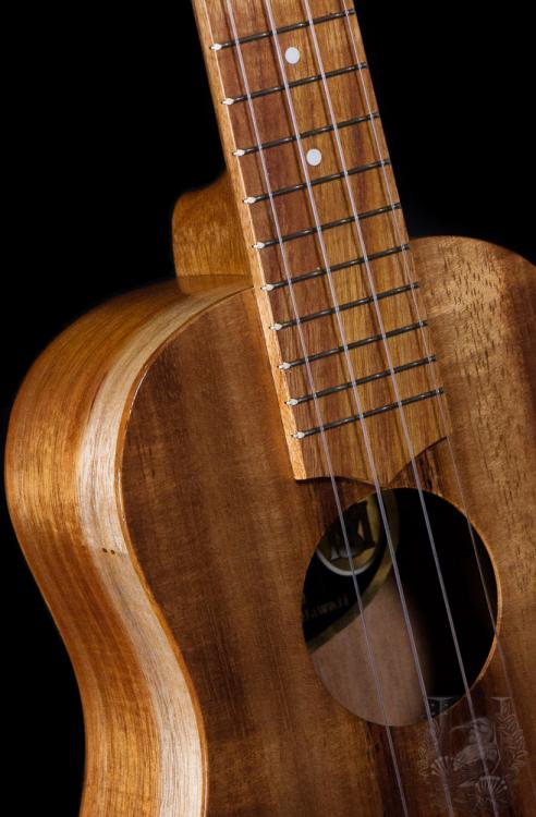 Valley Made Ukulele Soprano Long Neck