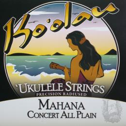 Ko'olau Mahana Concert All Plain