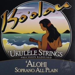 Ko'olau Alohi Soprano All Plain