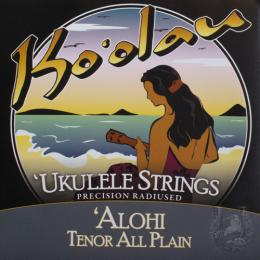 Ko'olau Alohi Tenor All Plain